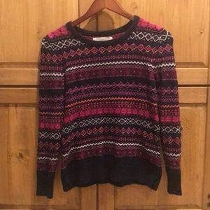 **2 for 25** LOFT Fair Isle Sweater